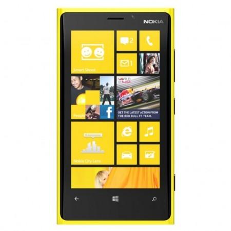 Слухи о ценах на Nokia Lumia 920 и Lumia 820 в Европе