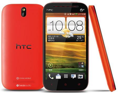Смартфон HTC One ST с поддержкой двух карт SIM: первые подробности