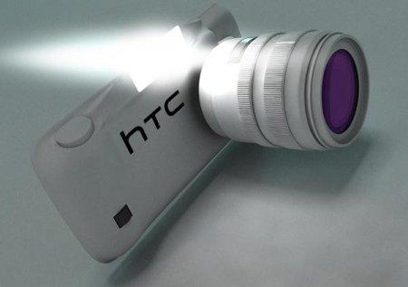 Концепт смартфона HTC One C: «C» значит «камера»