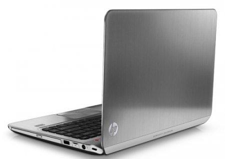 HP ENVY m4: тонкий ноутбук в алюминиевом корпусе