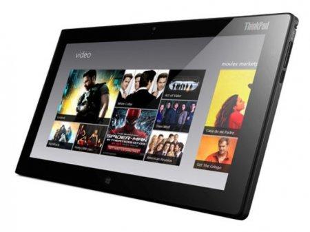 Объявлены цена и дата релиза планшета Lenovo ThinkPad 2