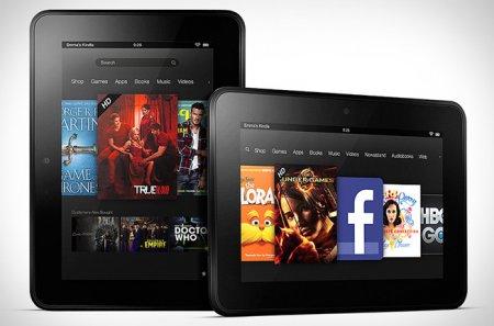 """45% американцев """"не впечатлены"""" Kindle Fire HD"""