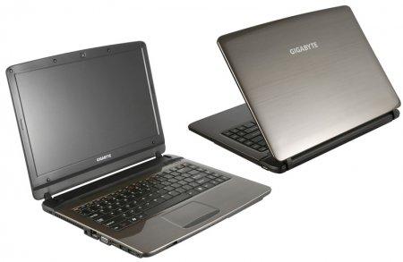 "GIGABYTE Q2440: тонкий 14"" ноутбук на Ivy Bridge"