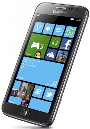 Стала известна стоимость смартфона Samsung ATIV S на базе Windows Phone 8