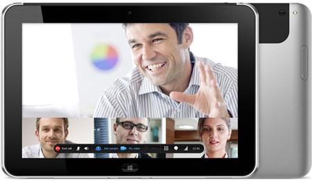 Анонсирован планшет HP ElitePad 900 на платформе Intel x86 и Windows 8