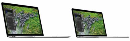 13-дюймовый MacBook Pro с Retina-дисплеем может быть представлен одновременно с iPad Mini