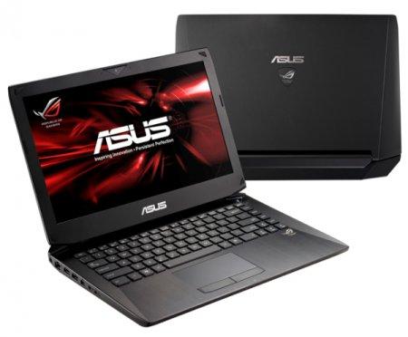 14-дюймовый игровой ноутбук ASUS ROG G46VW с видеокартой NVIDIA GeForce GTX 660M