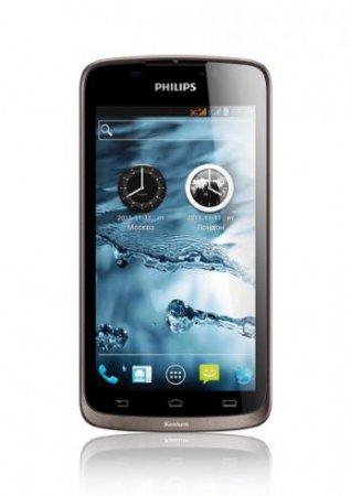 Philips Xenium W832 — 2 SIM-карты, IPS-дисплей и долгое время работы