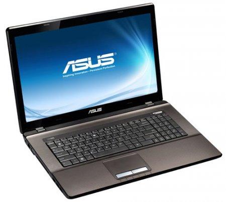 Платформа AMD Brazos 2.0 в основе нового 17,3-дюймовый ноутбука ASUS K73BE