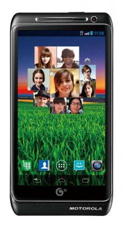 Motorola MT788 – Android смартфон на процессоре Intel для рынка Китая