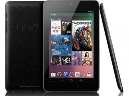 ASUS и Google планируют продать 5 миллионов Nexus 7 до конца года