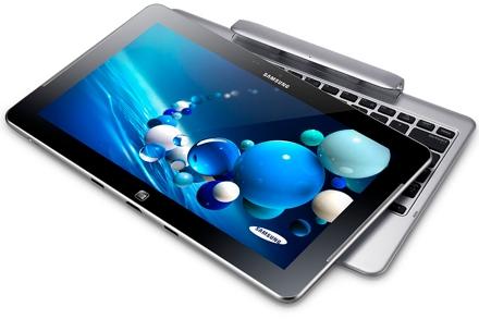 Samsung привез в Россию планшеты-трансформеры с Windows 8