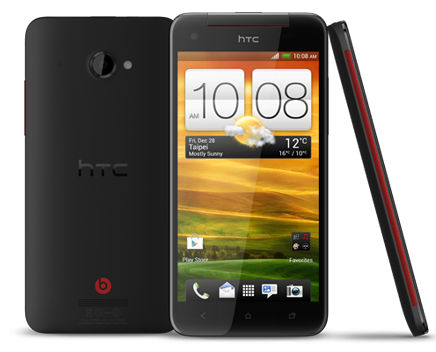 Официально представлена глобальная версия HTC Butterfly – Android смартфона с Full HD дисплеем