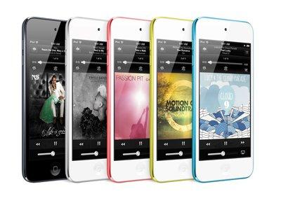 iPhone 5S выйдет в июне: Super HD-дисплей, NFC и 6-8 цветов корпуса