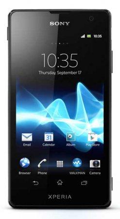 Смартфон Sony Xperia TX поступит в продажу в России в первой половине декабря