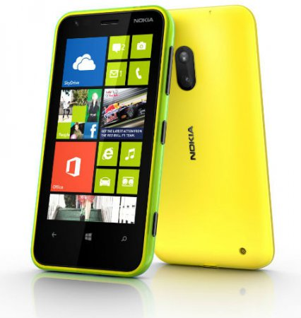 Nokia представила новый Windows Phone – Lumia 620