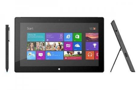 Известна стоимость планшетного компьютера Microsoft Surface Pro