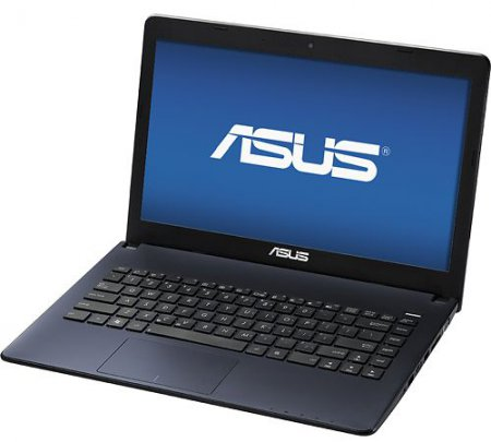 Доступный 14-дюймовый ноутбук ASUS X401A-HCL122I с процессором Intel