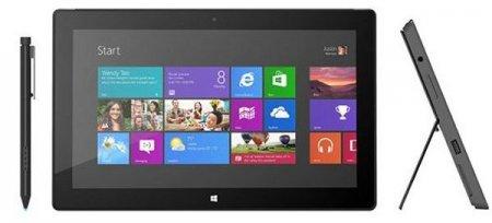 Планшеты с ОС Windows 8 / RT не пользуются большим спросом на рынке
