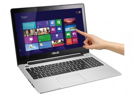 Официальный анонс ультрабука ASUS VivoBook S550 с сенсорным дисплеем