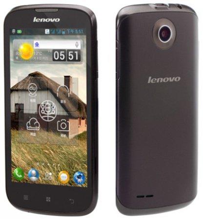 Lenovo представила смартфон с голосовой разблокировкой