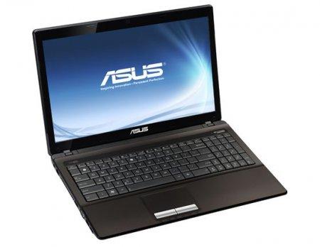 Новый ноутбук ASUS K53BE с динамиками Altec Lansing
