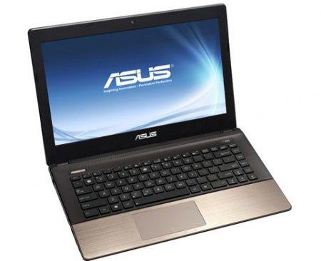 Новый ноутбук ASUS K45VS с дискретной видеокартой NVIDIA GeForce GT 645M