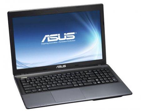 Доступный 15,6-дюймовый ноутбук ASUS K55A-HI5103D с гибридным процессором AMD Trinity