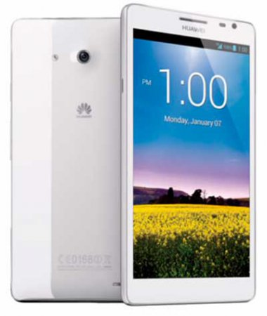 CES 2013: официально анонсированы 6,1″ «плафон» Huawei Ascend Mate и 5″ Huawei Ascend D2