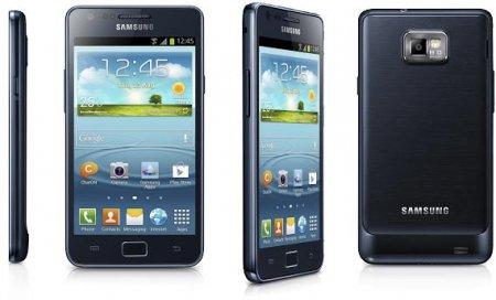 Смартфон Samsung Galaxy S II Plus представлен официально