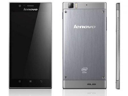 CES 2013: Lenovo анонсировала смартфон K900 на процессоре Intel