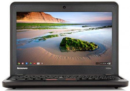 ThinkPad X131e стал первым компьютером Lenovo под управлением ОС Google Chrome