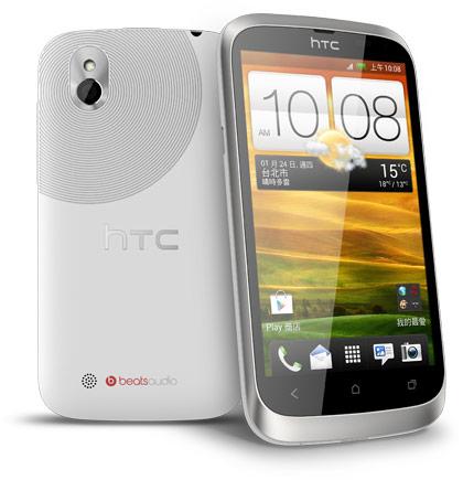 Основой смартфона HTC Desire U стал одноядерный процессор, работающий на частоте 1 ГГц