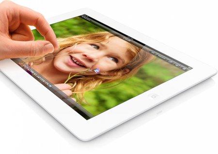 Apple представила версию iPad 4 со 128 Гбайт флеш-памяти и ценой от $800