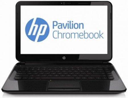 HP Pavilion Chromebook получит 14-дюймовый экран и двухъядерный Intel Celeron