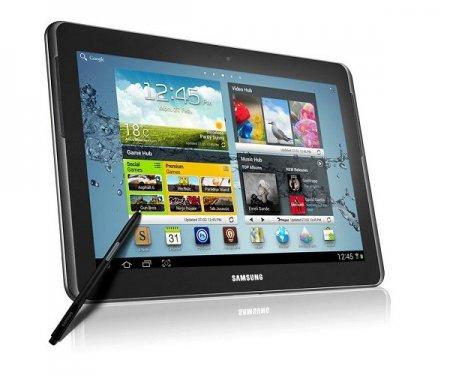 Планшет Samsung Galaxy Note 8.0 выйдет в трех вариантах