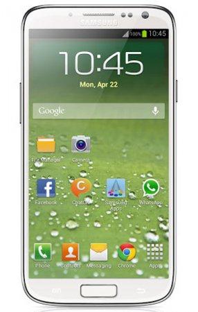 Смартфон Samsung Galaxy S4 будет поддерживать управление жестами