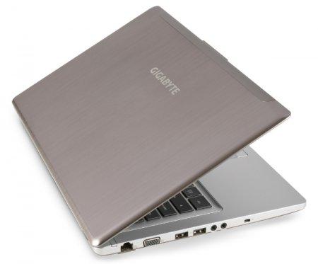 Новый ультрабук GIGABYTE U2442D с мобильной видеокартой NVIDIA GeForce GT 730M