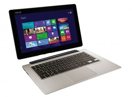 Гибридный ноутбук ASUS Transformer Book TX300 доступен для предварительного заказа