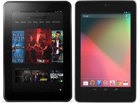 В 2013 году Android-планшеты впервые обойдут по продажам iPad
