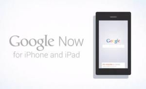 Эрик Шмидт намекнул, что Google Now для iOS может скоро появиться в App Store