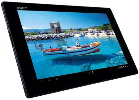 Назван срок начала международных продаж «самого тонкого и легкого водонепроницаемого планшета в мире» Sony Xperia Tablet Z