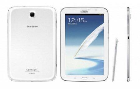 Официальный анонс планшета Samsung Galaxy Note 8.0
