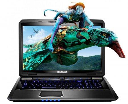 Monster Q48MS и Q47MS — игровые ноутбуки, оснащенные CPU Intel Haswell и 3D-картами NVIDIA нового поколения