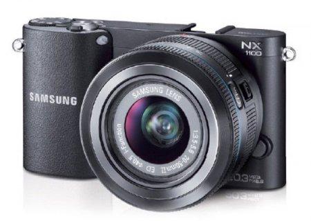 В Сети утекли спецификации беззеркальной 4ebeкамеры Samsung NX1100