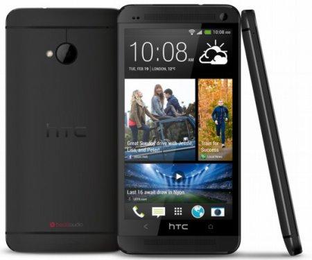 Смартфон HTC One поступит в продажу лишь в апреле