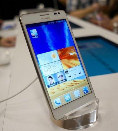 Очередной флагманский смартфон Huawei получит корпус толщиной 6,3 мм