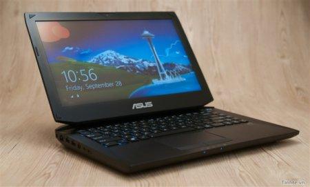 Ноутбуки Asus серии G750 получат процессор Core i7-4700HQ и видеокарты GeForce GTX 760M и GTX 770M