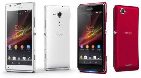 Первыми Sony Xperia SP смогут купить жители Великобритании