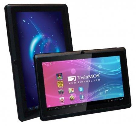 Новый 7-дюймовый планшет TwinMOS TwinTAB- T714